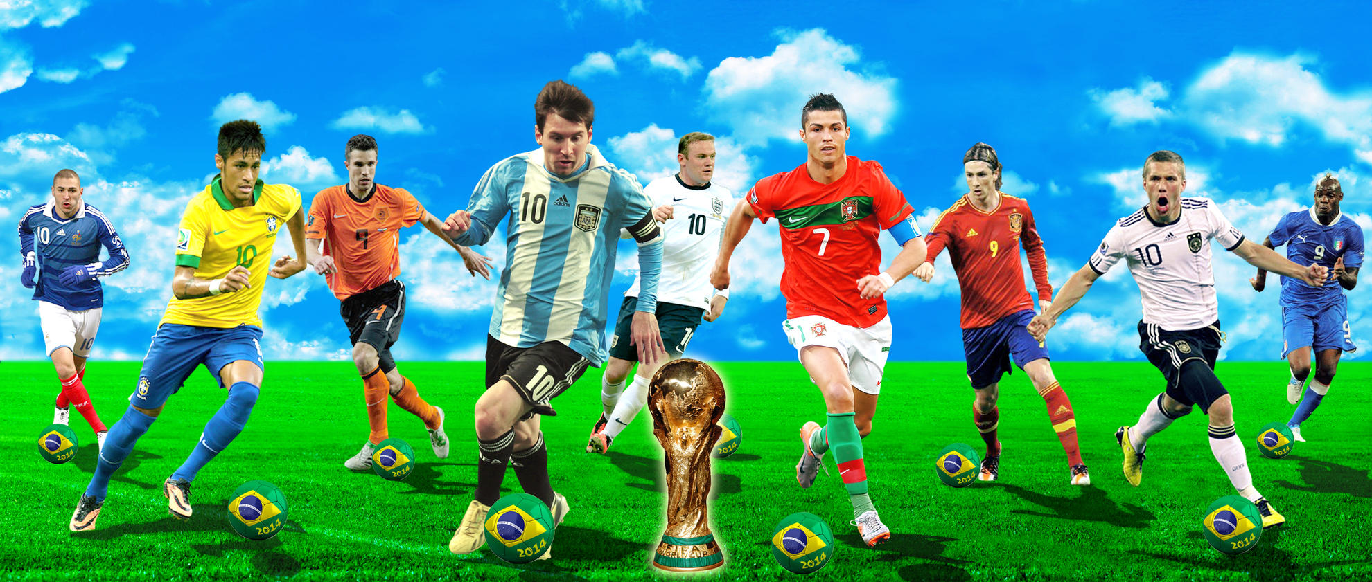 Все в мире футбольные картинки